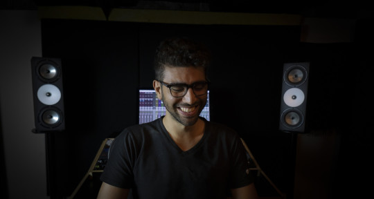 Remote Mixing & Mastering - Curtis Hatton