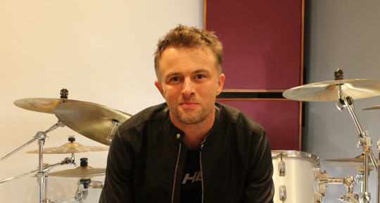 Session Drummer - Chris Jago