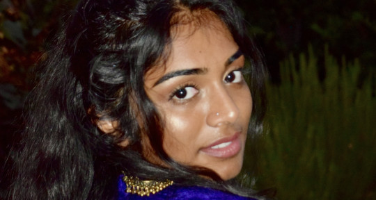 singer, songwriter, lyricist - Anusha Savi