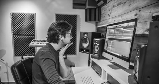 Remote Mixing and Mastering - Edward Sargisson