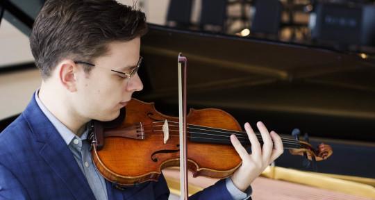 Composer, Violinist - Nica