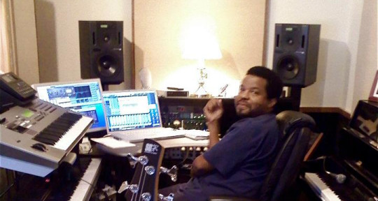 Producer/Multi-instrumentalist - J.Christopher Thomas