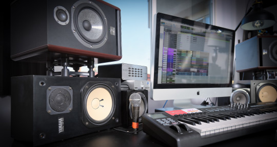 Mix Engineer, Producer - Ron Geffen