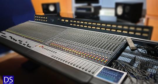 studio di registrazione - DS studio digitalsound