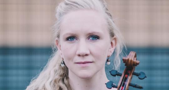 Remote Session Violinist - Natalie Purton