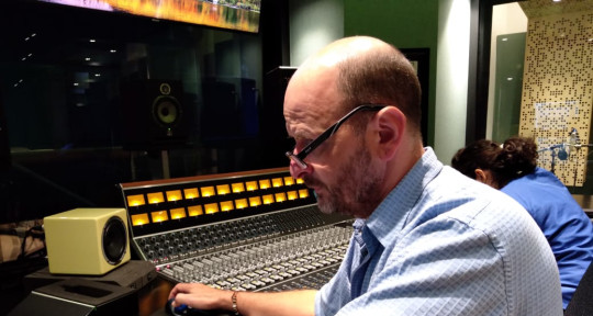 Mixing Engineer of World Music - Jorge Diaz