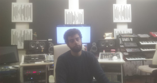 Audio engineer - Matteo Coppola