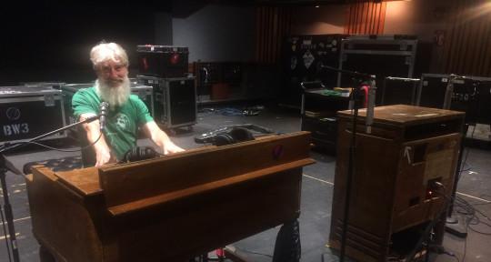 Session Keyboardist - Scott Guberman