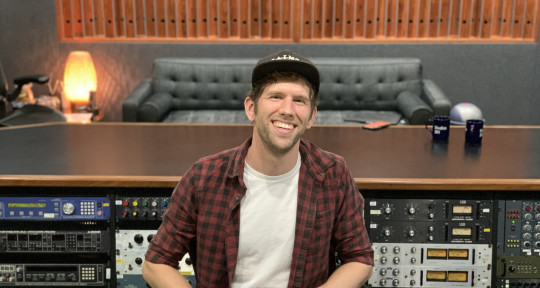 Recording & Mixing - StewGeddesAudio