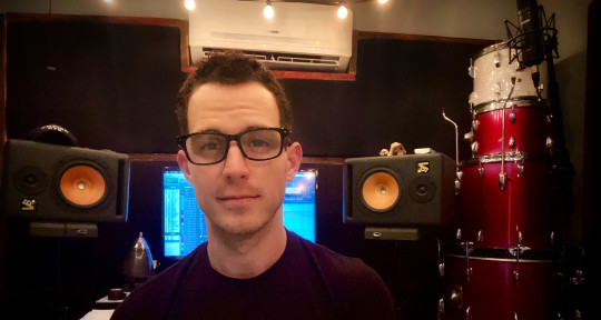 Drummer/Producer/Engineer  - Andrew Bone