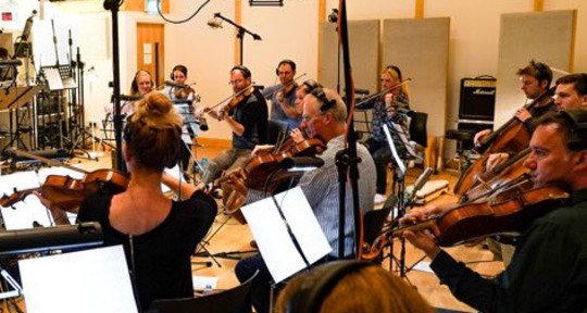 Session Musicians - Up North Session Orchestra
