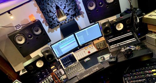 Recording Studio - Jim Gilmour