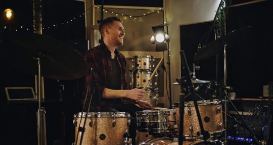 Modern Vintage Drum Sounds - Aidan Lowe