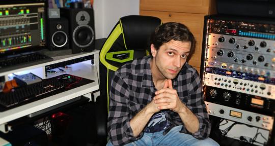Mixing, Drummer, Producer - Andrea De Carolis