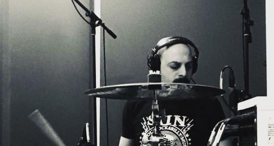 Drummer - Markos Vassiliou