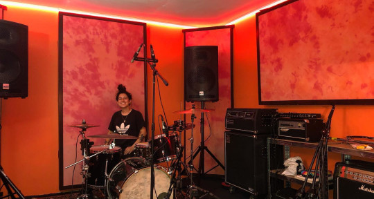 Drums & Percussion recording - Christina Lopez