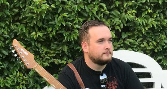 Session musician - Dave Bourke