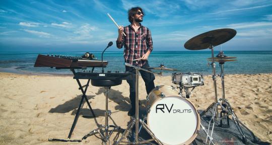 Drummer, Producer, Mixer - Nino La Montanara