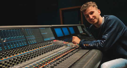 Commercial Mixing & Mastering - Sam Day