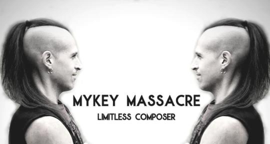 Composer, Session Guitarist - Mykey Massacre