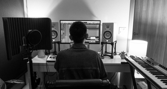Producer & Audio Engineer - Riki
