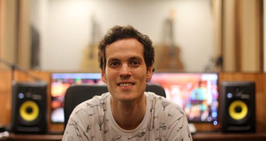 Music Producer   Guitarrist - Pino Arocena