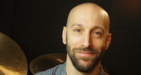 Session drummer - Nick Schlesinger