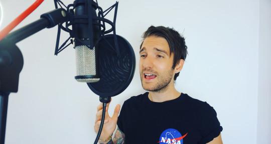 Pro Session Singer - Scotty Wilson