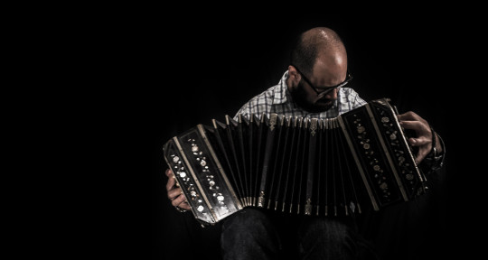 Bandoneón, Orchestral Composer - Malcolm Lagger Caldwell