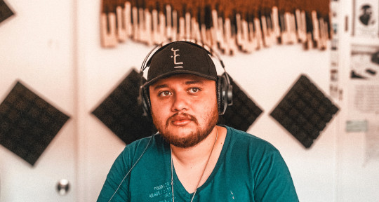 Session guitarist and producer - Angel Duran
