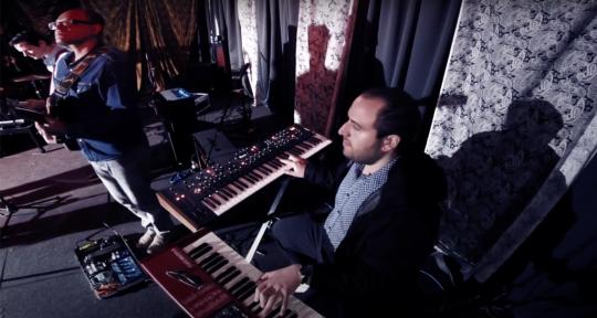 Pianist, Songwriter, Teacher - Jonny Wengrowe
