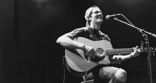 Vocals/Guitar/Bass - Stephen Carey