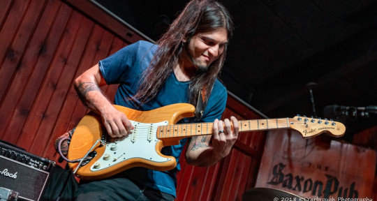 Session guitarist,  artist. - Jose Barragan Sefo