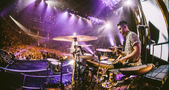 Drum Tracks, Programming - Joe Clegg