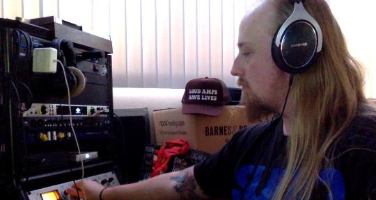 Remote Mixing and Mastering - Green Buffalo Recording