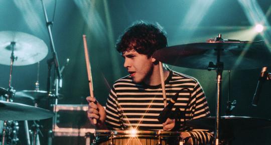Session Drummer - Mitch Bancroft