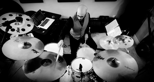Session drums & percussion - Tyson Sheth