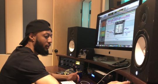 "Mix Engineer - Santhony ""San-Man"" Wright"