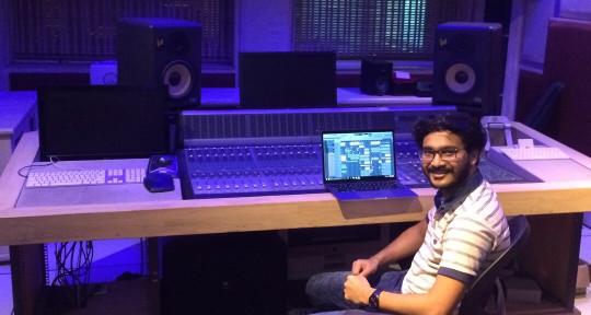 Mixing & Mastering , Producer - Karlx Vinten