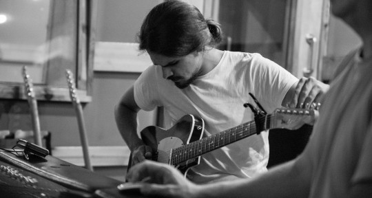 Session Guitarist, Producer - Erlantz