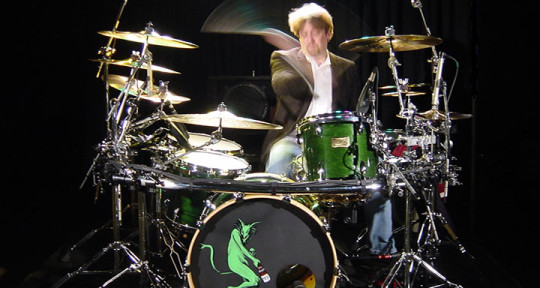 Session Drummer, Producer - Kim Haynie