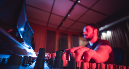 Producing, Mixing, Mastering - Sokratis Seirlis