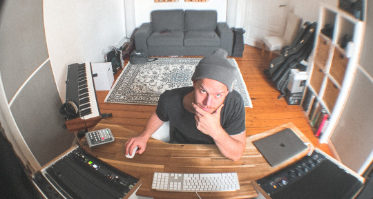 Mixing Engineer - Jonas Alf