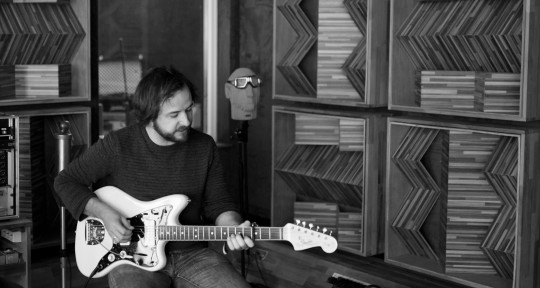 Producer/Multi-instrumentalist - Matthew Swanton