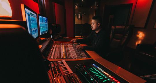 Mixing & Mastering - Jezreel Santos