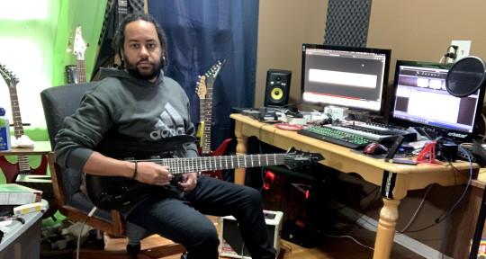 Guitarist / Producer  - Joe DuPree