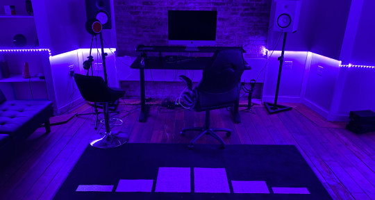 Recording Studio, Event Space - JetForce Studios