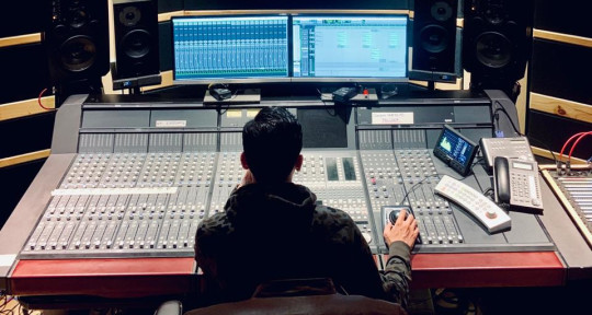 Mixing, Mastering Engineer. - SebSuarez
