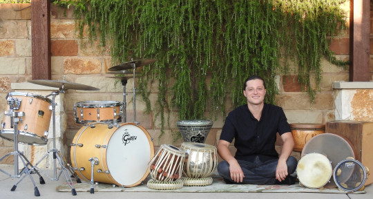 World Percussionist  - Josh Mellinger