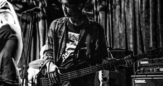 Session Bassist  - Tynan Iland